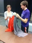 Puppetry Residency in SnowyWisconsin